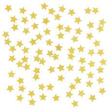 gold stars confetti birthdayexpress clip art library