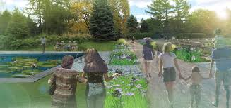 Botanical Garden Station by Station 2 Filtering Marshes Space For Life