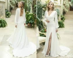 simple wedding dresses for brides simple wedding dress etsy