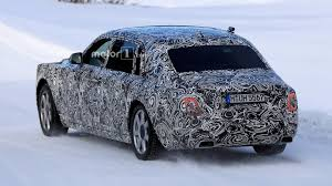 rolls royce phantom extended wheelbase 2018 rolls royce phantom extended wheelbase spied with less camo