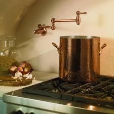 danze opulence kitchen faucet dd205057ac opulence pot filler kitchen faucet antique copper at