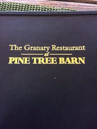 The Barn Wooster Ohio The Granary Restaurant At Pine Tree Barn Wooster Restaurant