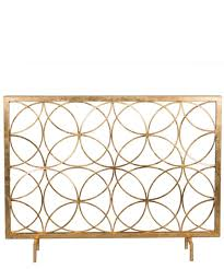 brass fireplace screen with glass doors fireplace screens u2013 high street market