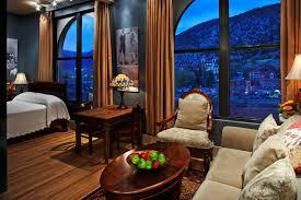 the hotel denver an iconic landmark in downtown glenwood springs