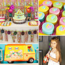 Best 25 Barbie Birthday Party by A Groovy Vintage Barbie Camping Party Best Birthday Party Ideas