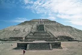 Teotihuacan Mexico Map by Mesoamerican Pyramids Pictures Pyramids In Latin America