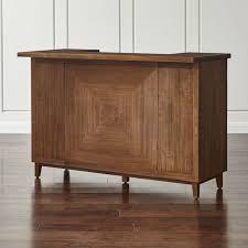 Home Bar Table Bar Cabinets And Bar Carts Crate And Barrel