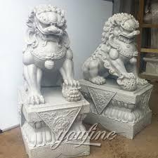 fu dog for sale lion statues for sale white marble lion statues lion