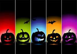 halloween kitties background halloween backgrounds wallpapers