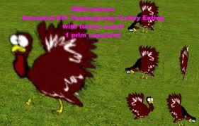 second marketplace animated gif thanksgiving turkey
