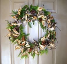with milkweed pods crafts things to do pinterest wreaths