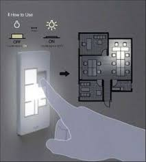 high tech light switches apague todas as luzes da casa apenas com um interruptor high tech