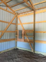 Truss Spacing Pole Barn Midwest Engineering Custom Pole Barn Design Midwest Engineering