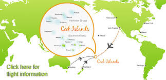where is cook islands located on the world map staff travel voyage