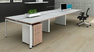 office benching systems benching system desks modulal furnishings at boca raton office