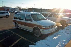 cc capsule 1991 plymouth grand voyager le awd u2013 not dodging the