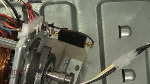 ge dryer belt switch replacement wd21x10261 youtube