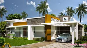floor plan of modern single home indian house plans loversiq keralahousedesigns august 2015 contemporary single storied house home depot christmas decorations home decor