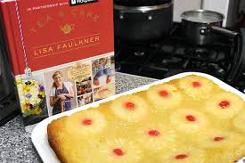 lisa faulkner u0027s pineapple upside down cake recipe just nice things