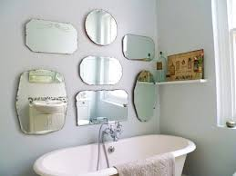 Bathroom Decorating Mirrors Ideas The Perfect Mirror Nonsensical