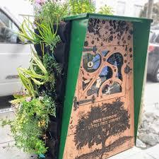 florafelt vertical garden planters u2013 plants on walls