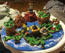 Metroid Nes Map Nintendo Super Mario Rpg World Map Custom Figure One Of A Kind
