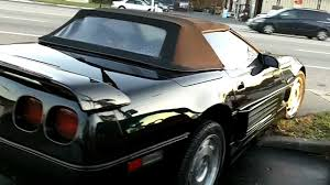 1987 greenwood corvette awesome 1989 corvette with greenwood package low looks