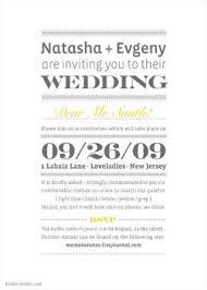 informal wedding invitations exle of wedding invitation wording informal lovely informal