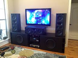 home theater rack system diy small av cabinet rack 1099 center stand to match mini marty u0027s