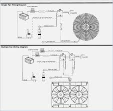 spal fan relay wiring diagram free wiring diagrams
