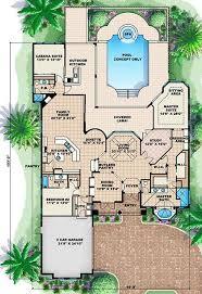 Home Floor Plans Mediterranean 332 Best Floor Plans Images On Pinterest House Floor Plans
