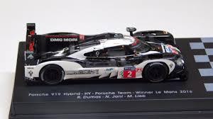 porsche 919 hybrid 87lm16 spark 1 87 porsche 919 hybrid hy 2 winner le mans 2016 ebay