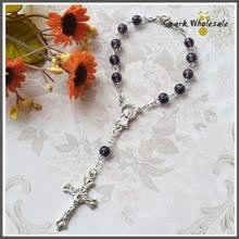 baby rosary bracelet popular mini rosaries buy cheap mini rosaries lots from china mini