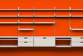 606 Universal Shelving System by Visual Editions Filling The Core Not Just Making More