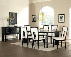 black dining room set white modern dining set white modern dining table captivating modern