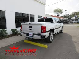 Chevy Silverado Truck Bed Accessories - stunning silverado style graphics and tonneau topperking