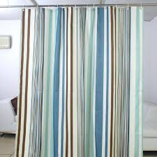 Aqua Blue Shower Curtains Light Blue Shower Curtains Light Blue Shower Curtain Loading Zoom