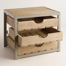 Seville Classics Office Desk Organizer by Give Your Desktop Storage A Rustic Appeal With Our Apple Crate