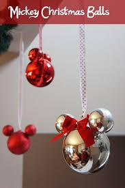 mickey mouse tree decorations decor