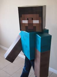 Minecraft Enderman Halloween Costume Herobrine Costume Minecraft Halloween Costume Halloween