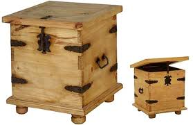 rustic pine end table rustic furniture mexican rustic pine end table trunk