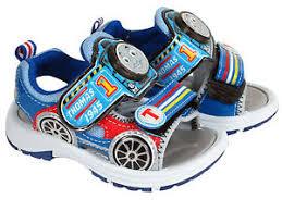 thomas the train light up shoes new thomas the train sandals light up the trank casual shoes us