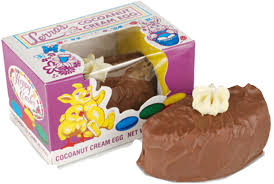 coconut easter eggs lerro coconut easter egg 1lb coconut online candy store and easter