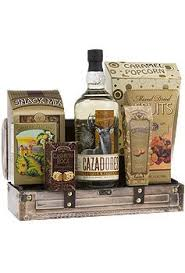 tequila gift basket cazadores reposado tequila gift basket send liquor