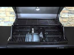 backyard grill stainless steel 4 burner gas grill by13 101 001