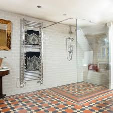 Victorian Mosaic Floor Tiles Glamour U0026 Luxury Bathroom Tile Ideas
