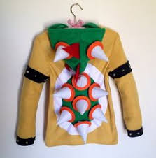 Bowser Halloween Costumes Lifelike Bowser Costume 5 Boy Bowser Costume