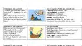 esl job interview role play worksheets worksheets aquatechnics biz