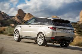 luxury range rover 2015 land rover range rover sport v8 supercharged review verdict