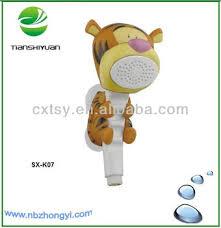 children shower set cartoon shower head baby shower spray shower